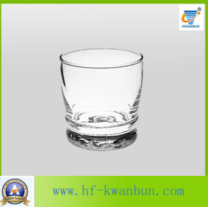 Glass Cup Shaped Shot Glass Cup Glassware KB-HN0310 pictures & photos