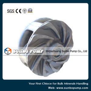 Corrosion Resistant Rubber Lined Pump Parts pictures & photos