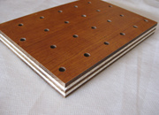 Wooden Composite Sound Absorption Panel (YZWC-008)