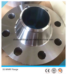 Stainless Steel F321 Welding Neck 4 Inch Flange pictures & photos