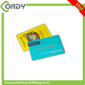 Factory Price Cr80 EM4200 Chip Blank Printable PVC Card with Chip pictures & photos
