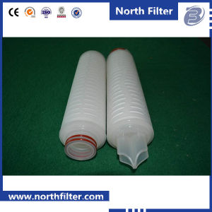 Pleat Water Filter Cartrdige for Water Purifier pictures & photos