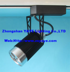 Yaye 3W LED Track Lighting / 3W LED Spotlights with CE & RoHS Approval pictures & photos
