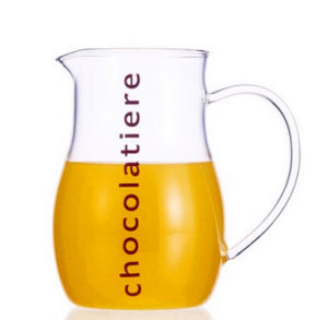 1000ml High Borosilicate Glass Fruit Juice Pot Coffee Pot Juicer with Handle pictures & photos