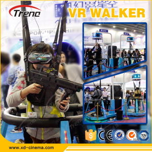 Commercial Best Investment in Hot Sale Virtual Reality Treadmill pictures & photos