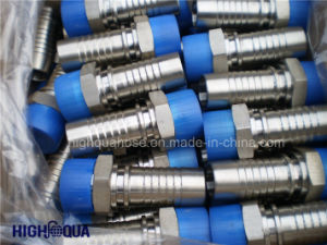 Carbon Steel / Stainless Steel Hydraulic Fitting Hydraulic Hose Adaptor pictures & photos