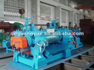 High Accuracy Lab Use Rubber Mixing Mill pictures & photos