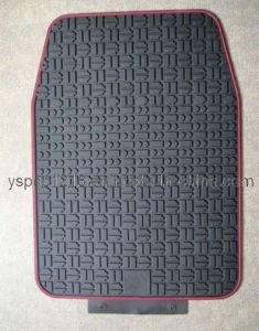 Anti-Slip Rubber & PVC Car Floor Mat (YD-0003)
