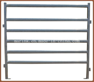 Cattle Corral Panels Round Pipe or Square Tube pictures & photos