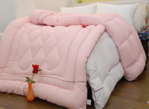 Light Weight Summer Bed Cover Cotton Quilt Wholesale pictures & photos
