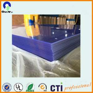 0.21mm to 5mm Offset Printing Transparent PVC Sheet pictures & photos