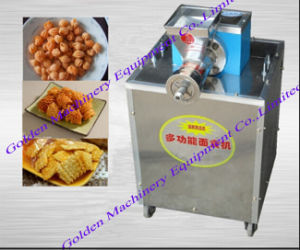 Multifunctional Snacks Shells Pasta Hollow Macaroni Vegetable Noodle Making Machine pictures & photos