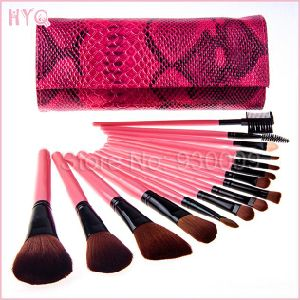 15PCS Make up Brushes Facial Cosmetics Kit Beauty Bags Set pictures & photos