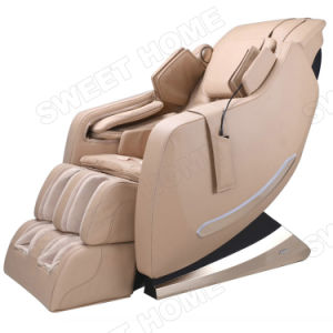 Wholesale Recliner Full Body SL Track Zero Gravity Chair Massage pictures & photos