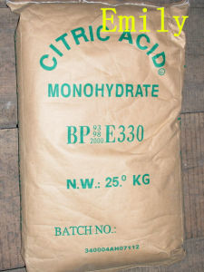 High Quality Citric Acid Anhydrous or Monohydrate pictures & photos