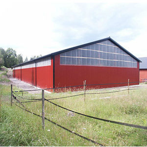 Prefabricate Steel Structure House for Farm Solution pictures & photos