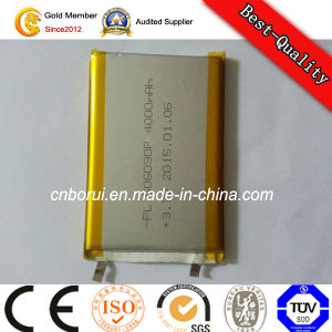3.7V 4000mAh Lithium Battery Li-ion Battery Li-Polymer Battery pictures & photos