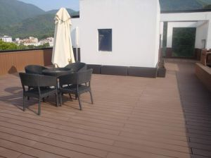 Best Wooden Plastic Composite Outdoor WPC Floor Decking Tiles pictures & photos