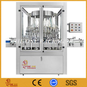 Hot Sale Vacuum Level Control Filler/Liquid Filling Machine pictures & photos
