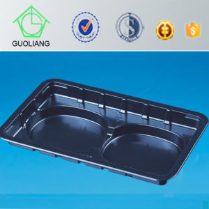Plastic Packaging Manufacture Disposable Food Containers for Freezer Microwave pictures & photos
