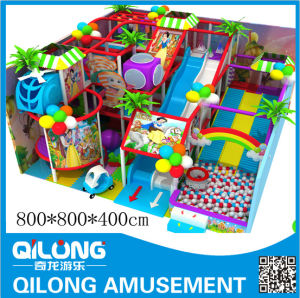 Candy Style for Indoor Playground in Small Size (QL-1125B) pictures & photos