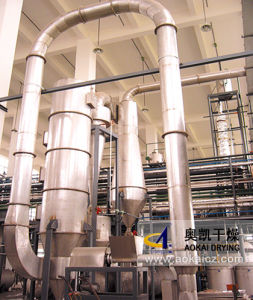 Qg Air Stream Dryer for Ferric Oxide pictures & photos