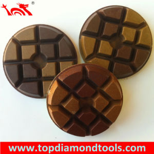 Dry Polishing Pads for Concrete Grinding pictures & photos