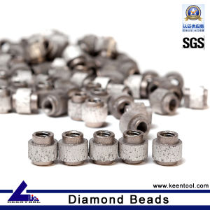 Diamond Wire Saw Beads for Marble (MDB-KT110) pictures & photos
