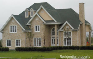 Luxurious Prefabricated House