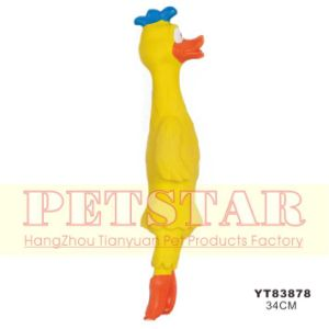 Latex Squeaky Duck Toy for Dogs (YT83878) pictures & photos