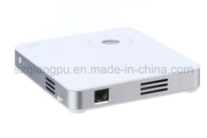 1000lm Mini DLP 1080P HD 3D Projector (MD-80) pictures & photos