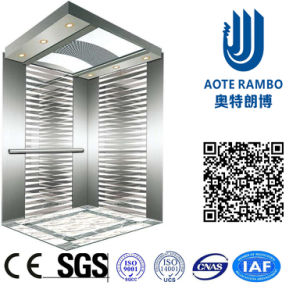 AC Vvvf Gearless Drive Passenger Elevator Without Machine Room (RLS-243) pictures & photos