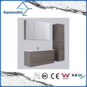 Two Drawers Bathroom Vanity Combo with Side Cabinet (ACF8923) pictures & photos