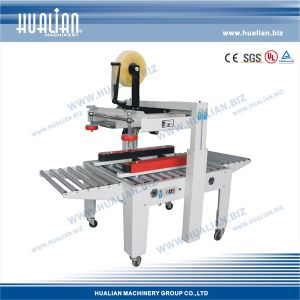 Hualian 2017 Carton Sealer Machine (FXJ-4040A) pictures & photos