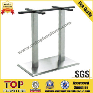 Rectangular Stainless Steel Restaurant Table pictures & photos