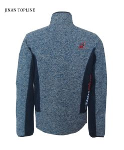 Men knitted Bonded Fleece Leisure Jacket Sports Wear pictures & photos