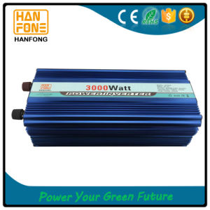 3000watt DC to AC Pure Sine Wave Inverter Made of China Manufacturer pictures & photos