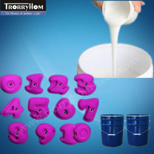 Silicone Mold Rubber for Making Climbing Holds pictures & photos