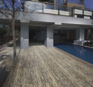 Hot Wooden Porcelain Tile /Unpolished Tile (B156021)
