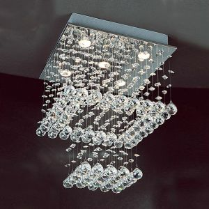 High Imitation Swarovski Crystal Ceiling Lamp (GD-8018-5) pictures & photos
