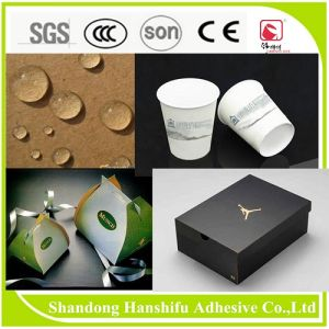 Skillful Manufacture Water-Based Dry Type Film Laminating Glue pictures & photos