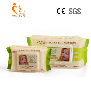 Hot Popular Economic Nonalcohol Organic Wet Baby Wipe pictures & photos