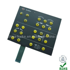 Membrane Switch Keypad, Membrane Key Switch pictures & photos