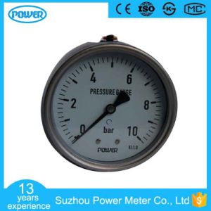 100mm All Stainless Steel Dry Type Pressure Gauge pictures & photos