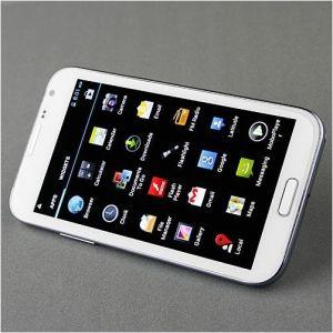 GPS Smart Phone 5.3 Inch Haipai N7200 Bluetooth Mobile Phone Single SIM Android Phone Mtk6577 Dual Core 512MB RAM 4GB ROM Dual Camera WiFi Bluetooth GPS