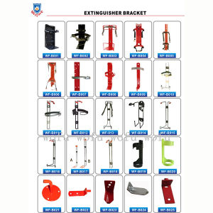 Wall Bracket for Fire Extinguishers, Fire Extinguisher Accessories pictures & photos
