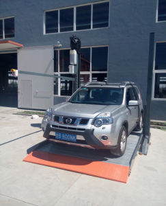 2 Stopping Vehicle Parking Lift pictures & photos