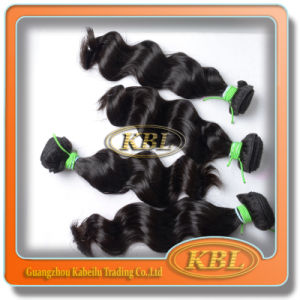 Loose Weaving of Brazilian 4A Hair Weft pictures & photos