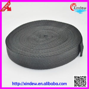 Schools Bags Tape Woven PP Webbing Woven Ribbon (XDGL-003) pictures & photos