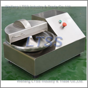 Small Capacity Bowl Cutter for Meat pictures & photos